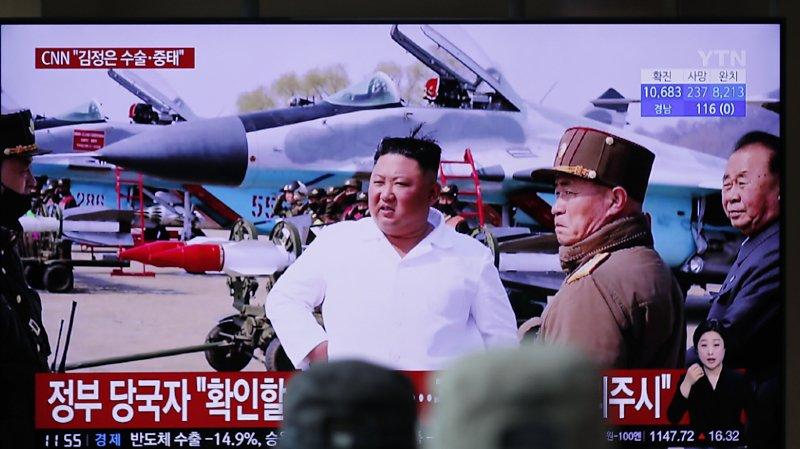 Péninsule coréenne: Kim Jong-un est «vivant et en bonne santé», affirme Séoul