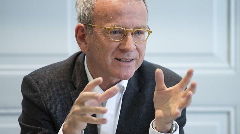Adrian Lobsiger est le préposé fédéral à la protection des données et à la transparence.