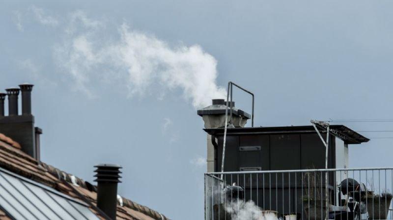 Climat: la Suisse a connu une légère baisse des émissions de gaz à effet de serre en 2018
