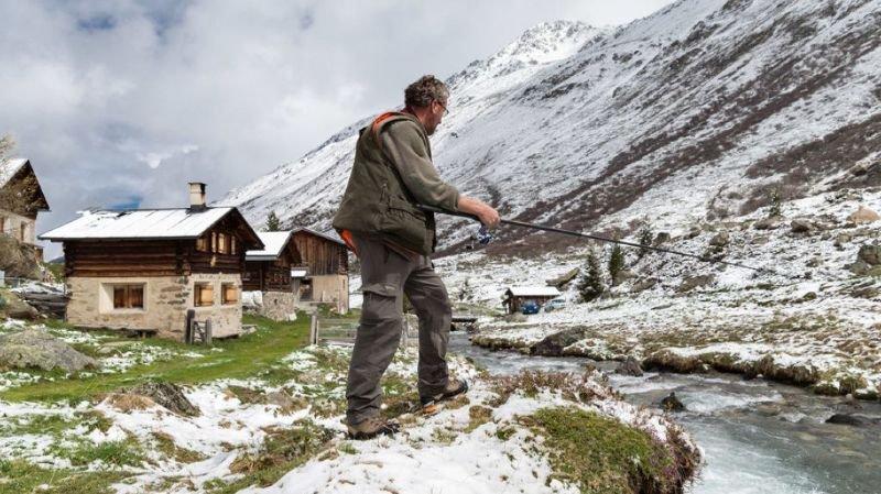 Météo: la neige de retour en Suisse au-dessus de 1000 mètres