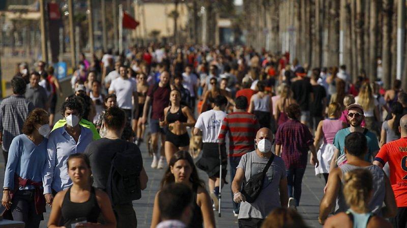 Coronavirus: le déconfinement avance, bouffée d'air en Espagne