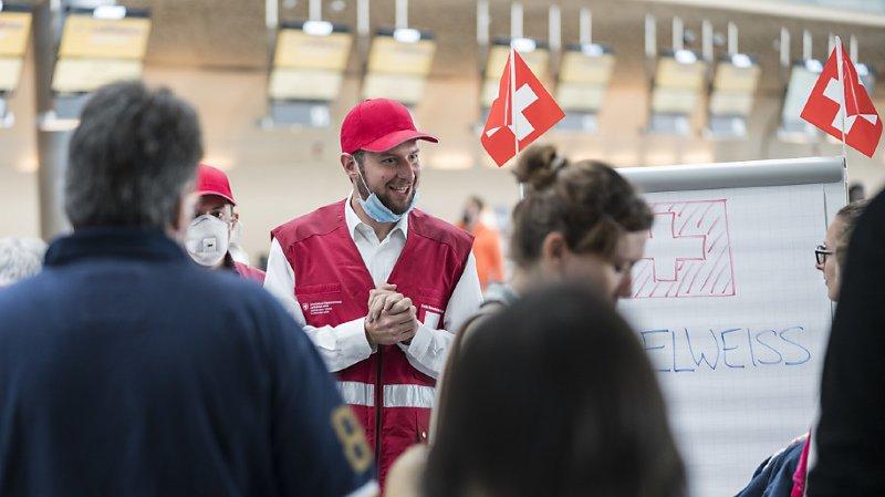 Coronavirus: 80 Suisses rapatriés du Maroc