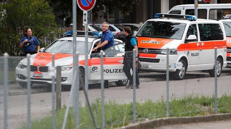 La police n'a pas encore réussi à mettre la main sur le braqueur. Elle est à la recherche d'un homme âgé entre 20 et 30 ans (photo symbolique).