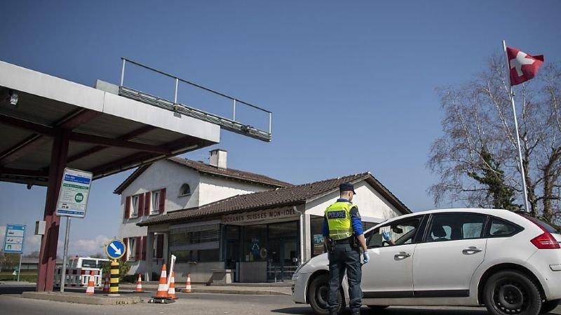Coronavirus: les entrées en Suisse seront assouplies dès le 11 mai