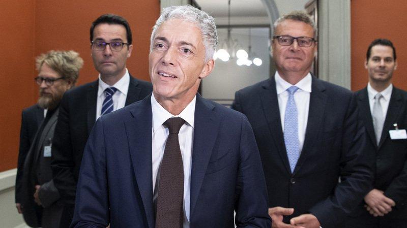 Ministère public: une procédure de révocation contre Michael Lauber est annoncée