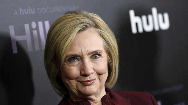 Hillary Clinton avait perdu la présidentielle américaine en 2016. (Archives)