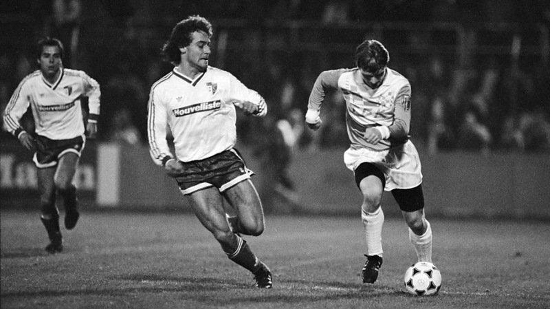 Football – Les grandes soirées des clubs suisses: la dernière derrière le Mur pour le FC Sion en 1989
