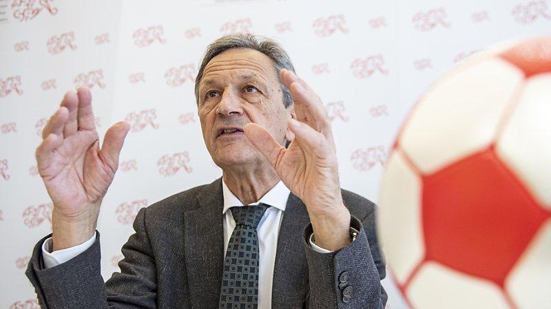 Coronavirus: le président de l'ASF Dominique Blanc est en voie de guérison