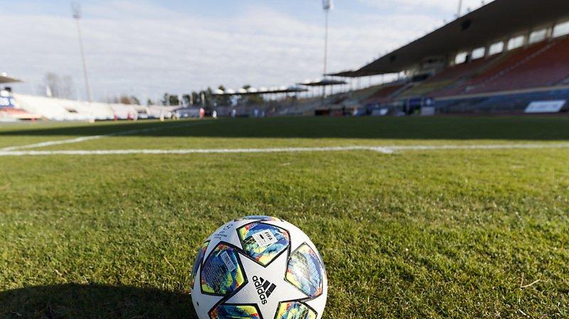 On pourra à nouveau jouer un match de football en Suisse dès le 8 juin prochain. (Illustration)