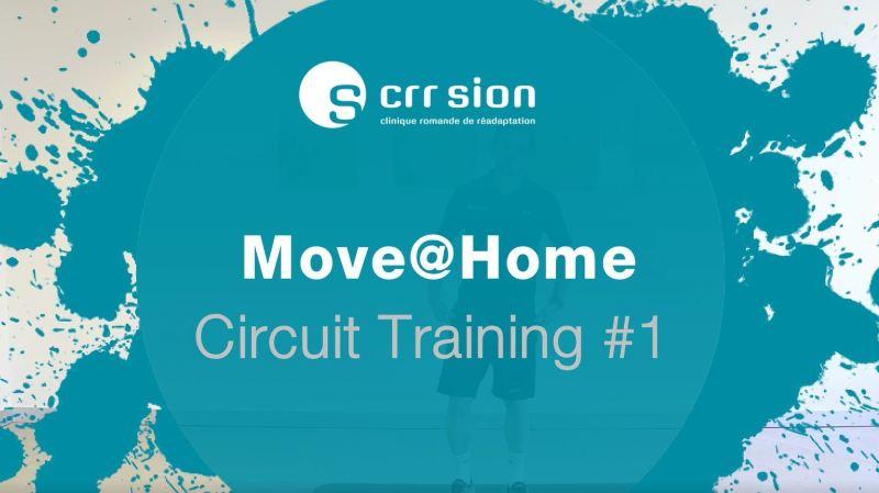 Place à un circuit training ce mercredi.
