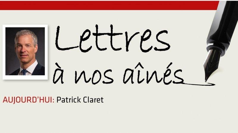 Coronavirus: la lettre aux aînés de Patrick Claret