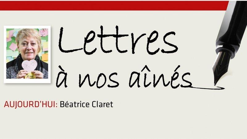 Coronavirus: la lettre à nos aînés de Béatrice Claret