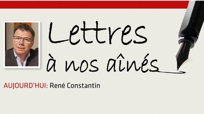 Coronavirus: la lettre de René Constantin à nos aînés