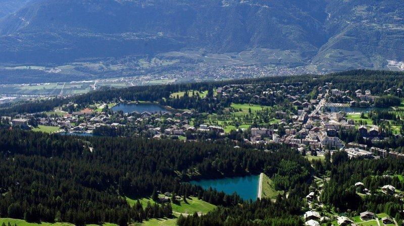Crans-Montana: l'initiative pour un Conseil général déposée
