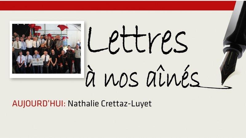 Coronavirus: Nathalie Crettaz-Luyet écrit à nos aînés