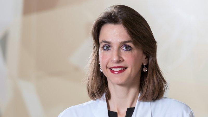 Coronavirus - Ensemble, ils font l'Hôpital (4/4): Julie Delaloye opère au cœur de la pandémie