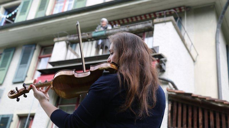 Coronavirus: offrez-vous un musicien pro dans votre jardin et soutenez la culture