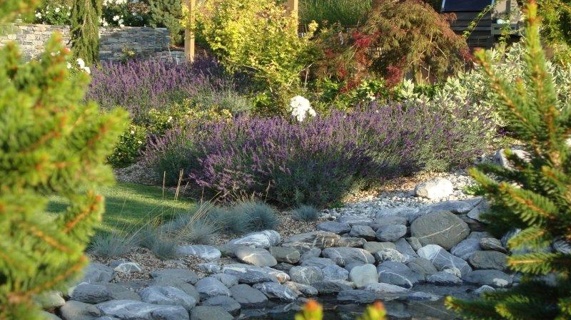 Le bonheur dans son jardin
