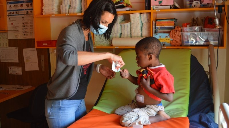 Coronavirus: vulnérables, les enfants de Terre des hommes Valais vivent dans une bulle de protection