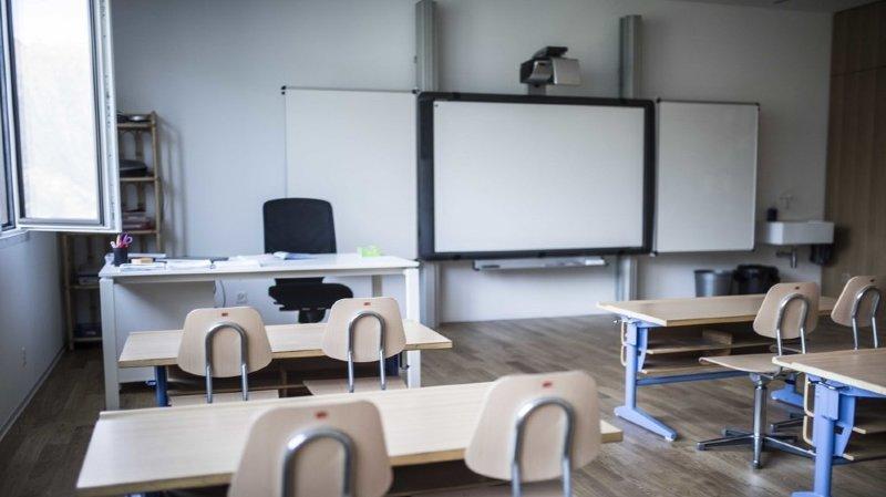 Les élèves valaisans retrouveront les classes le 11 mai, par étapes.