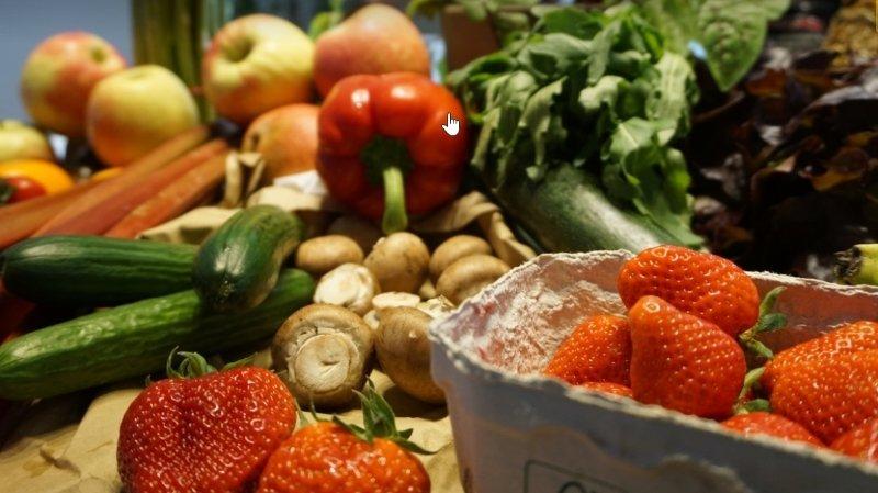 Parlement fédéral: la motion de Benjamin Roduit en faveur des fruits et légumes adoptée