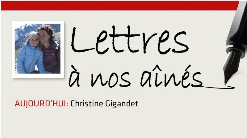Coronavirus: la lettre aux aînés de Christine Gigandet