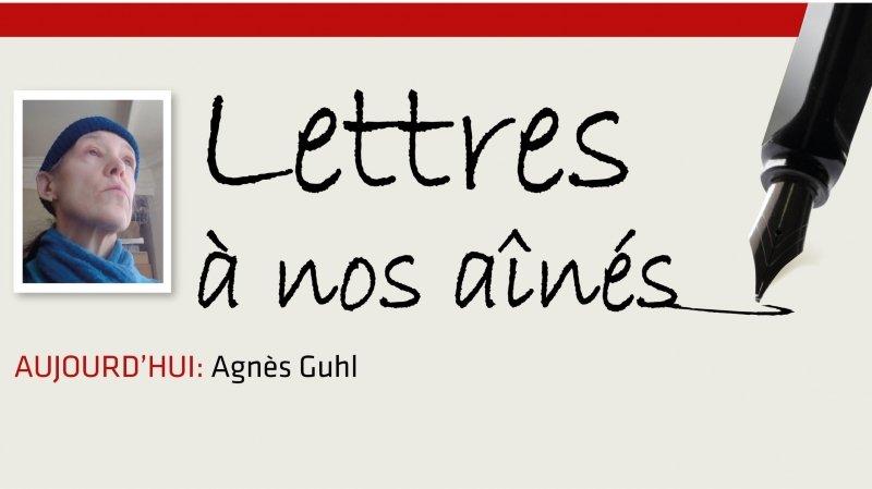 Coronavirus: la lettre d'Agnès Guhl à nos aînés