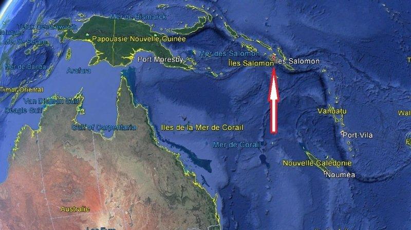 Iles Salomon: un cyclone emporte 28 passagers d'un ferry