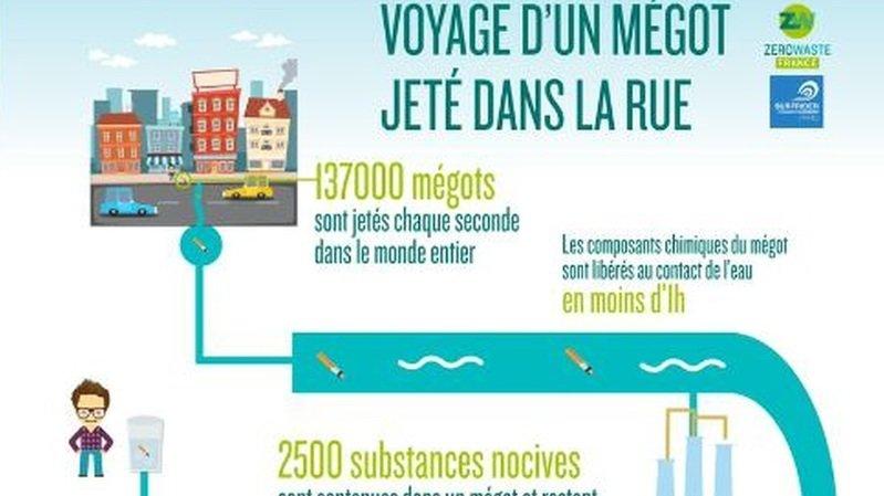Le site propose notamment des infographies, qui illustrent des informations sur le développement durable, le changement climatique...