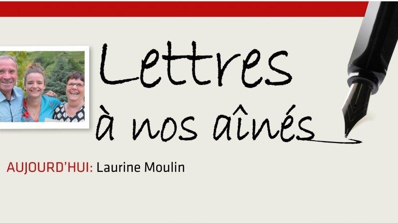 Coronavirus: la lettre aux aînés de Laurine Moulin