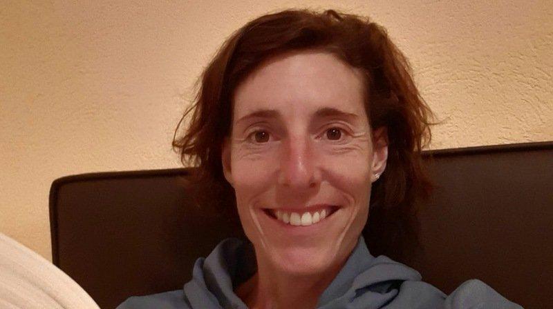 Le selfie de Maude Mathys (course à pied): «J'aborde les entraînements de manière plus positive»