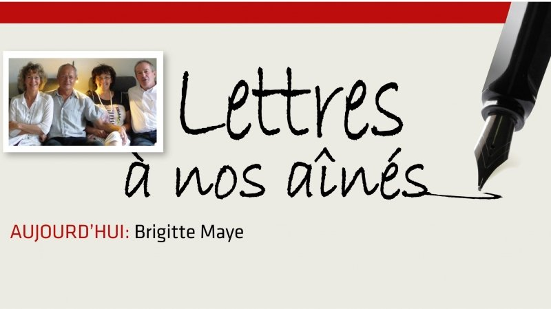 Coronavirus: la lettre de Brigitte Maye à nos aînés