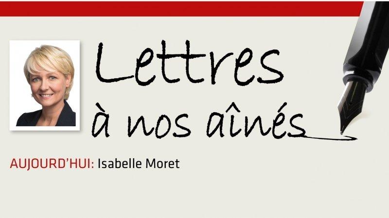 Coronavirus: la lettre aux aînés d'Isabelle Moret