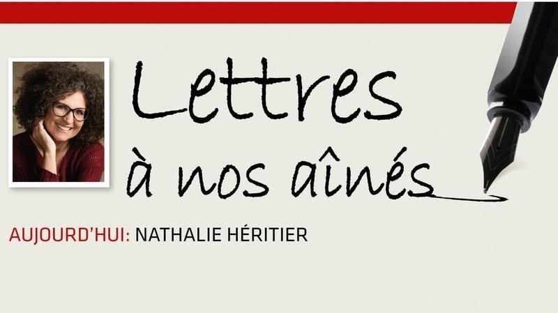 Coronavirus: la lettre aux aînés de Nathalie Héritier