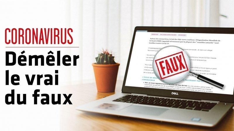 Coronavirus – Fake news: non, aucun remède n'a été mis au point en Tunisie ou ailleurs