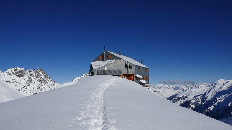 Cabanes de montagne en Valais: certaines ont rouvert, d'autres patientent