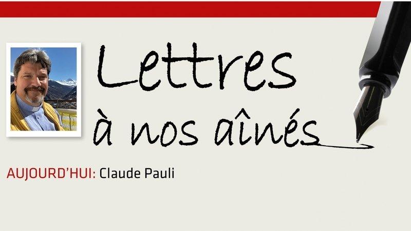 Coronavirus: la lettre aux aînés de Claude Pauli