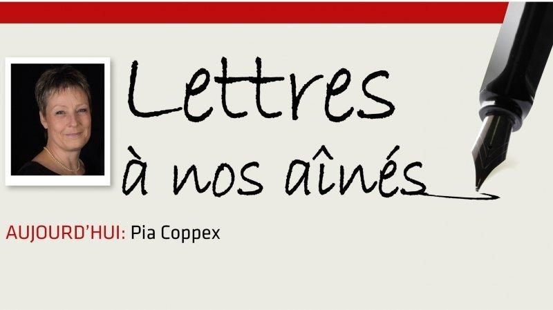 Coronavirus: la lettre à nos aînés de Pia Coppex