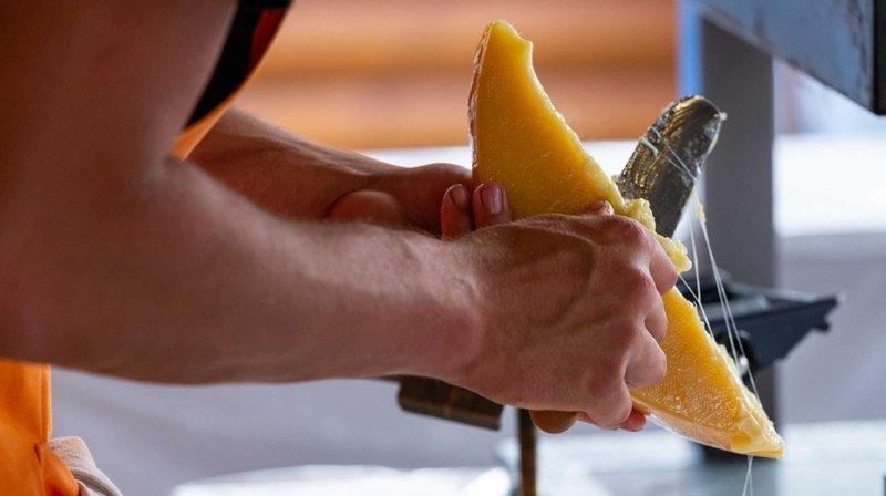 Raclette du Valais AOP: la production réduite de 20% pour éviter la chute des prix