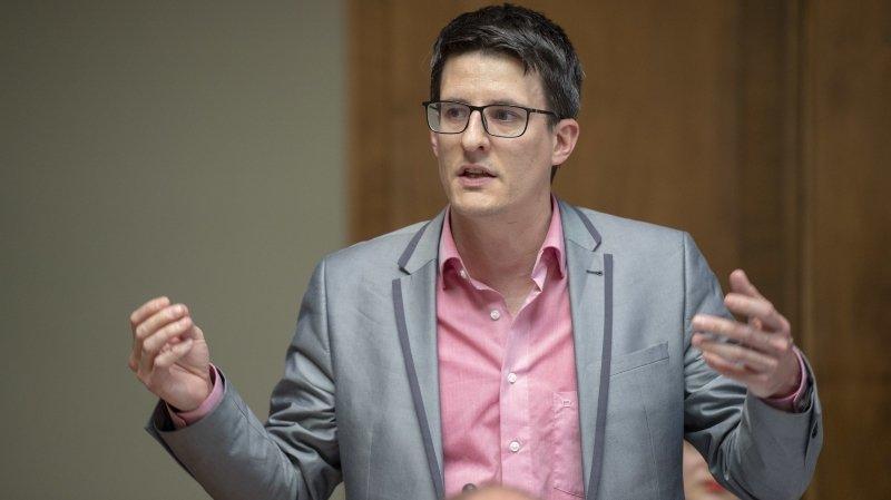 Johan Rochel, Dr. en droit et éthicien.