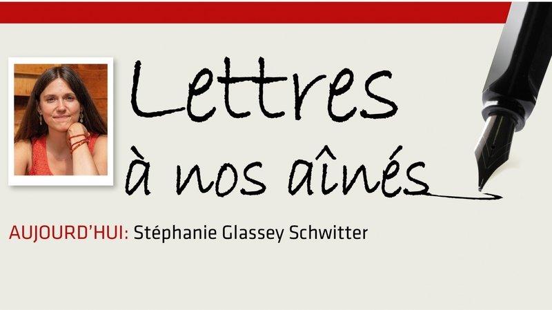 Coronavirus: la lettre aux aînés de Stéphanie Glassey Schwitter