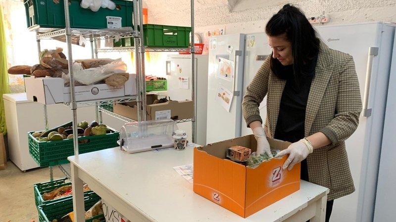 Coronavirus: Chalais jeunesse s'investit pour Sierre partage