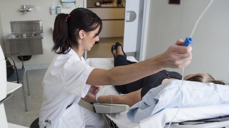 Coronavirus: la filière «école supérieure» en soins infirmiers de Monthey n'ouvrira pas cette année