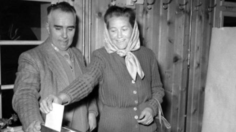 Les coups d'essais, coups d'éclat et coups d'État du suffrage féminin en Valais