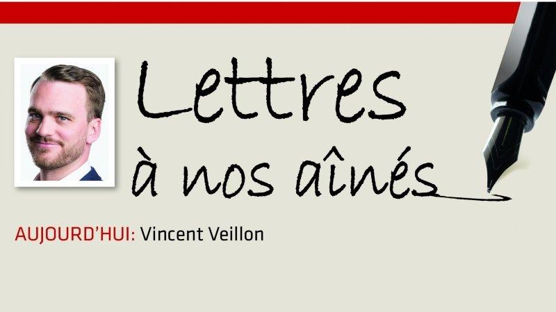 Coronavirus: la lettre aux aînés de Vincent Veillon