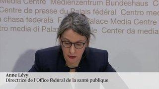 Anne Lévy prend la tête de l'OFSP