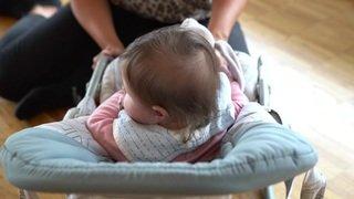 Coronavirus: le retour des petits en garderie, reportage à Denges (VD)