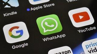Coronavirus: WhatsApp empêche le partage massif de messages