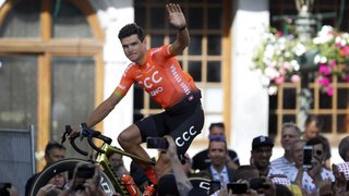 Tour des Flandres virtuel: le Belge Greg Van Avermaet s'impose depuis son grenier