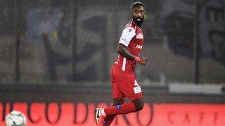 Football: Johan Djourou a tourné la page du FC Sion